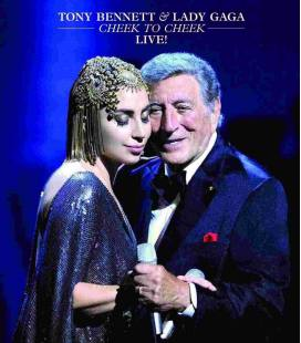 Cheek To Cheek Li (Blu-ray) - Tony Bennett & Lady Gaga
