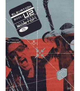 Live From Boston (Dvd) - U2