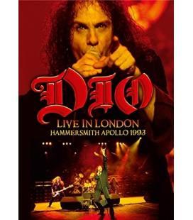 Live In London Hammersmith Apollo - Dio