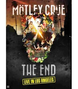 The End. Live In L.A. (Dvd) - Motley Crue