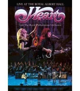 Live At The Royal Albert Hall Dvd - Heart