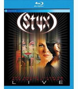 Grand Illusion & Pieces Of Eight (Blu-ray)