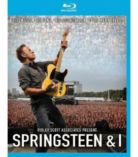 Springsteen & I (Blu-ray)