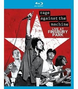 Live At Finsbur (Blu-ray)