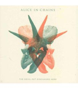 The Devil Put Dinosaurs - Alice In Chains