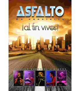 Al Fin Vivos (Live) - Asfalto