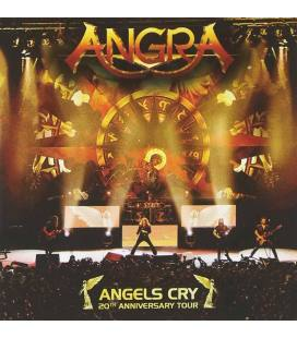 Angels Cry-20Th Anniversary Tour - Angra