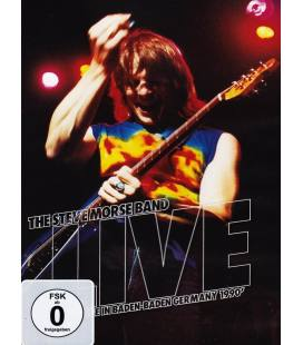 Live In Baden-Baden, Germany 1990