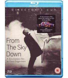 From The Sky Down Making Of (Blu-ray) - U2