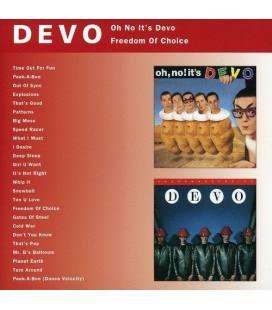 Oh No It'S Devo - Devo