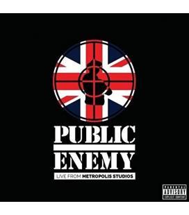 Live At Metropolis Studios - Public Enemy