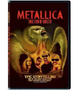 Some Kind Of Monster 2014 Dvd - Metallica