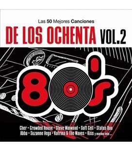 50 Mejores De Los 80 Vol2 - Varios