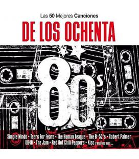 50 Mejores De Los 80 - Varios Artistas