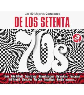 50 Mejores De Los 70 - Varios Artistas