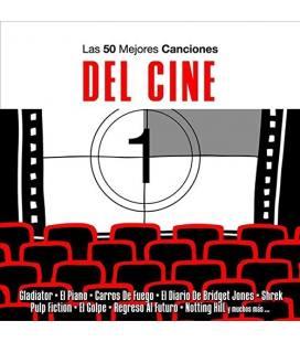 Varios: 50 Mejores Del Cine - B.S.O.