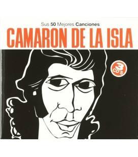 Sus 50 Mejores Canciones - Camaron De La Isla