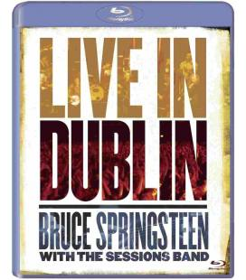 Live In Dublin (Bluray Video) - Bruce Springsteen