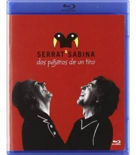 Dos Pajaros De Un Tiro (Bluray) - Serrat & Sabina