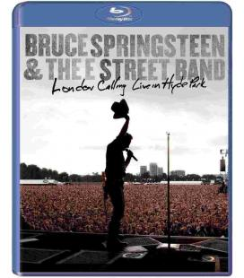 London Calling Live In Hyde Park (Bluray) - Bruce Springsteen