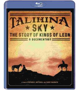 Talihina Sky: The Story Of Kings Of Leon (Blu Ray) - Kings Of Leon