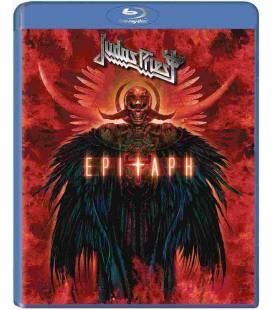 Epitaph. Blu-Ray Video Longplay - Judas Priest