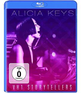 Alicia Keys - Vh1 Storytellers. BLU-RAY