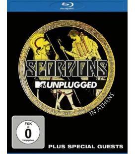 Mtv Unplugged (Vblu-Ray Video Longplay) - Scorpions
