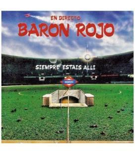Siempre Estais Alli (En Directo) - Baron Rojo