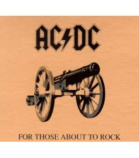 For Those About To Rock (Fan Pack) - AC/DC