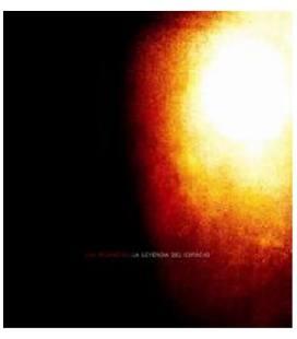 La Leyenda Del Espacio (Cristal) - Los Planetas