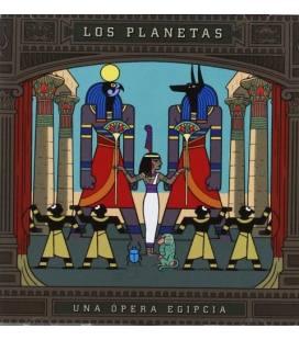 Una Opera Egipcia(Cristal) - Los Planetas