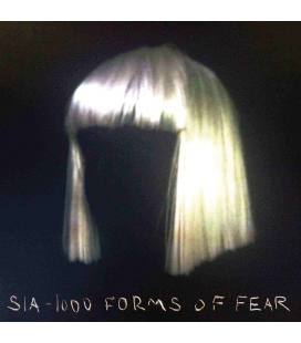 1000 Forms Of Fear. Version W/Booklet