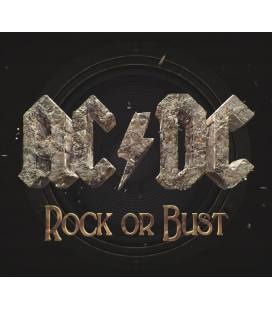 Rock Or Bust. (With Lenticular Cover)