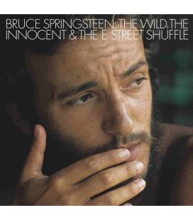 The Wild, The Innocent And The E Street Shuffle. 2015 Revised Art & Master / (Returnable) - Bruce Springsteen