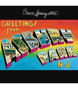 Greetings From Asbury Park, N.J. 2015 Revised Art & Master - Bruce Springsteen