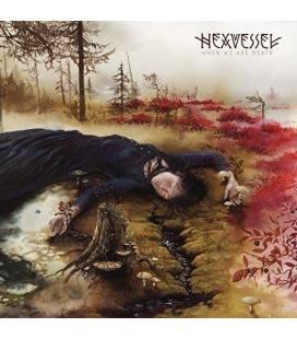 When We Are Death. Ltd. CD Mediabook In Slipcase