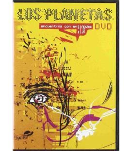 Encuentros Con Entidades Dvd - Los Planetas