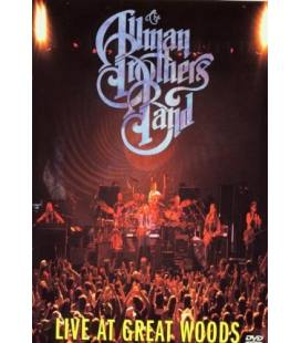 Live At Great Wood - 1 Dvd - The Allman Brothers Band