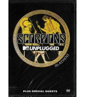 Mtv Unplugged (Dvd Video Longplay) - Scorpions