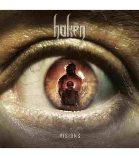 Visions (Re-Issue 2017). Special Edition 2CD Digipak