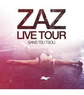 Zaz Live Tour (CD+DVD)
