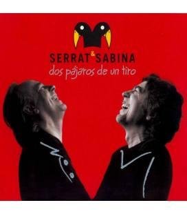Dos Pajaros De Un Tiro (Cristal Cd+Dvd) - Serrat & Sabina
