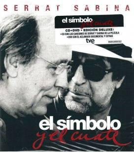 El Simbolo Y El Cuate (Cd + Dvd) - Serrat & Sabina