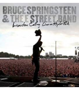 London Calling Live In Hyde Park (Dvd) - Bruce Springsteen