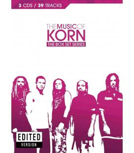 The Music Of Korn (Edited Version - The Box Set Series)