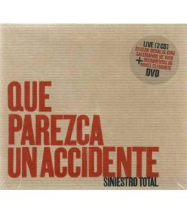 Que Parezca Un Accidente (2CD+1DVD)