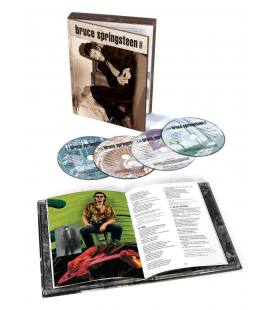 Tracks. Bookset Reconfiguration Sept 2013 (4 Cds) - Bruce Springsteen