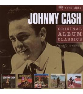 Original Album Classics (Johnny Cash) - Johnny Cash