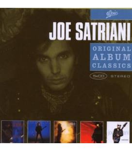 Original Album Classics (Joe Satriani) - Joe Satriani